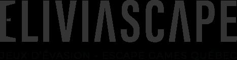 Eliviascape – Jeux d'évasion à Québec- Escape games Quebec Logo